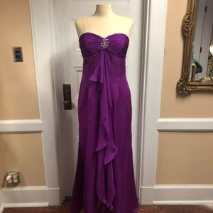 Tiffany Designs Prom Dress